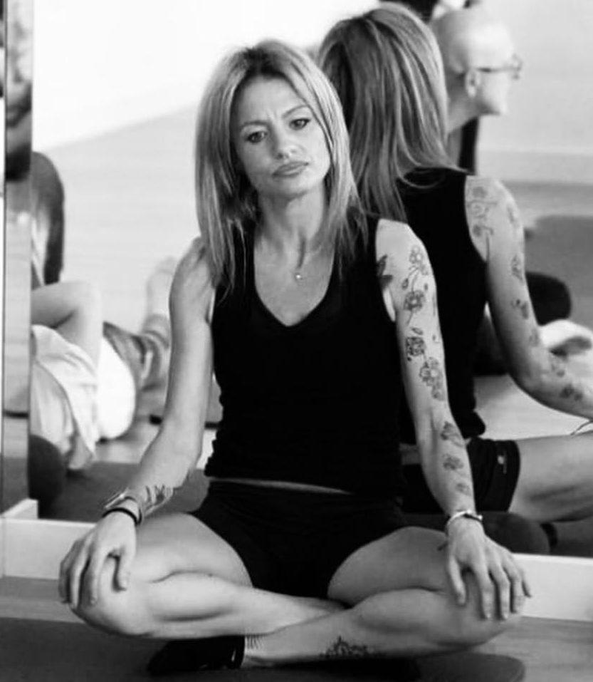 Especialista en Yoga y tercera edad